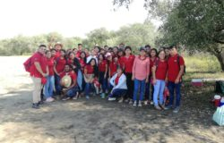"""ESTUDIANTES DE LA CARRERA DE INGENIERÍA EN ADMINISTRACIÓN VISITAN LA COMUNIDAD """"LAS SALINAS"""""""