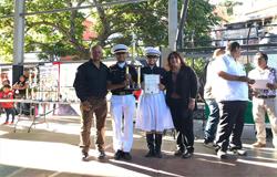 PARTICIPACIÓN DE LA ESCOLTA DEL ITP EN COPA TAXCO 2019