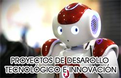 CONVOCATORIA: PROYECTOS DE DESARROLLO TECNOLÓGICO E INNOVACIÓN